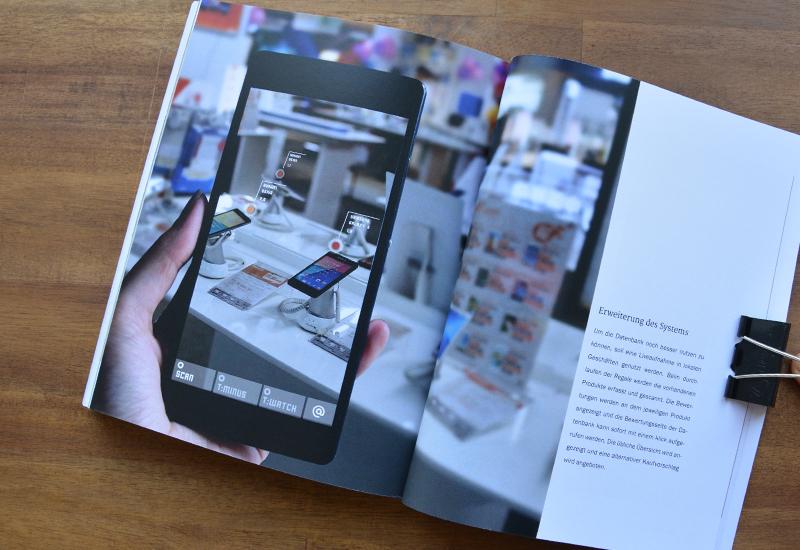 Kauf-App für den Konsumenten